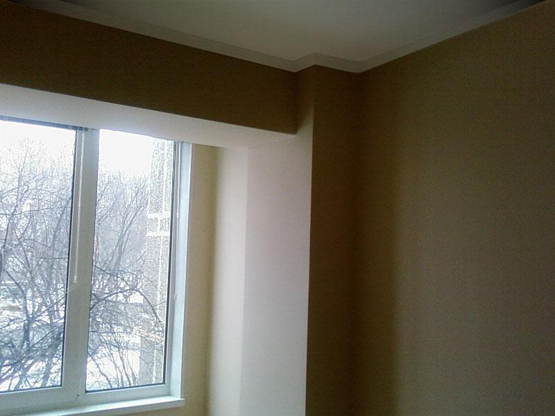 Посмотреть увеличение пространства за счет балкона кухни..