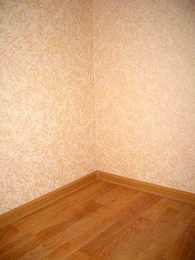 Фото ремонта комнаты 1