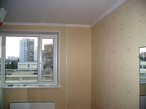 фото ремонта комнаты 23