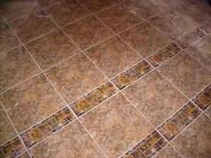 фото кухни пол