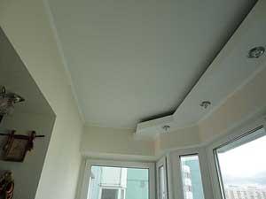 фото ремонта балкона