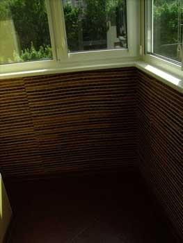 фото ремонта балконов 12
