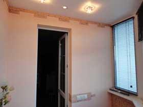 фото ремонта балконов 13