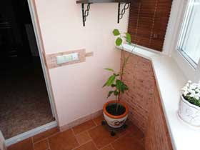фото ремонта балконов 14