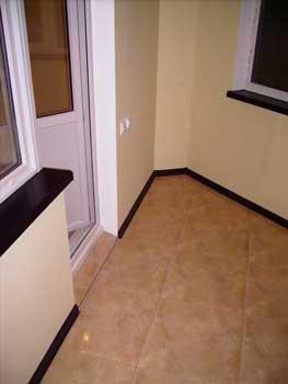 фото ремонта балконов 9