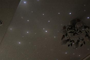 Потолок звёздное небо